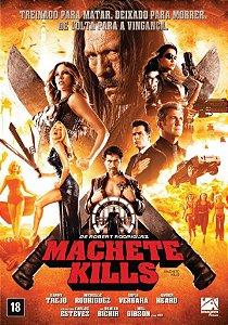 DVD Machete Kills - Danny Trejo