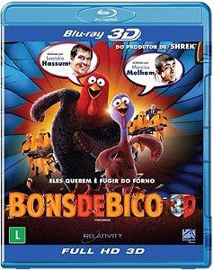 Blu-Ray 3D/2D - Bons de Bico