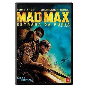 DVD Mad Max: Estrada da Fúria