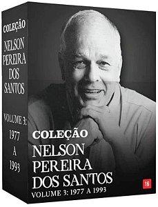 Box Nelson Pereira Dos Santos V3-1977 A 1993 - Bretz Filmes