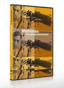 DVD Memórias do Subdesenvolvimento - Bretz Filmes