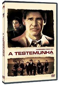 DVD A Testemunha - Harrison Ford - Pré venda entrega a partir de 24/11/21