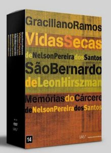 Box Graciliano Ramos - 3 Dvds - Bretz Filmes