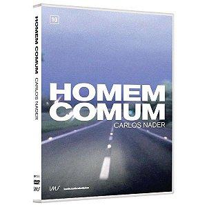 DVD Homem Comum - Carlos Nader - Bretz Filmes