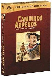 DVD Caminhos Ásperos - The Best Of Western