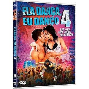 DVD - Ela Dança eu Danço 4