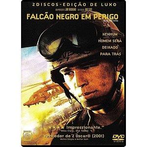 DVD Duplo Falcão Negro em Perigo