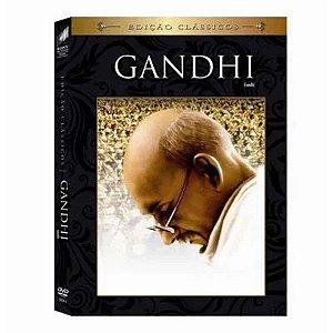 Dvd Gandhi - Edição Clássicos ( SEM LUVA )
