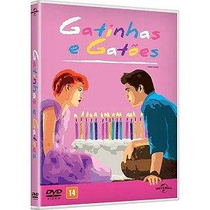 Dvd Gatinhas E Gatões