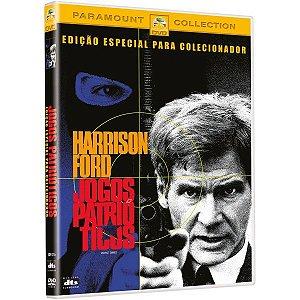 DVD Jogos Patrióticos - Harrison Ford
