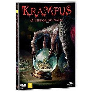 DVD Krampus O Terror do Natal