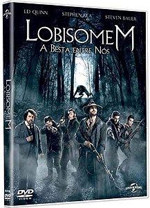 DVD - Lobisomem - A Besta Entre Nós