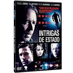 Dvd Intrigas De Estado - Russell Crowe
