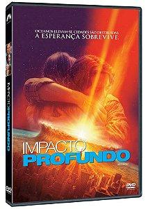 DVD Impacto Profundo - Pré venda entrega a partir de 22/10/21