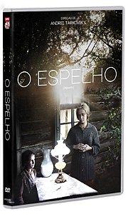 DVD O Espelho - Andrei Tarkovsky
