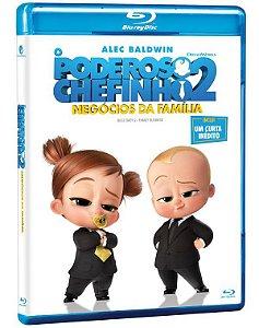 Blu-Ray O Poderoso Chefinho 2 Negócios Da Família Pre venda entrega a partir de 16/12/21