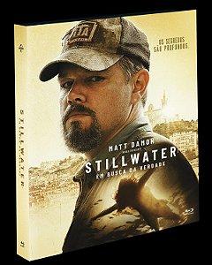 Blu-Ray (LUVA) Stillwater Em Busca Da Verdade - (EXCLUSIVO) Pre venda entrega a partir de 16/12/21