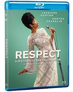 Blu-Ray Respect A História de Aretha Franklin - Pre venda entrega a partir de 16/12/21