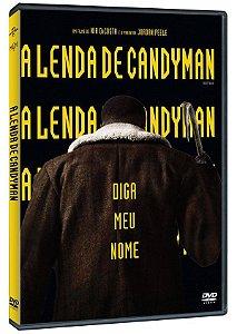 DVD A Lenda de Candyman - Pre venda entrega a partir de 16/12/21