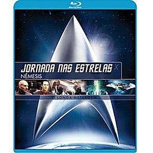 Blu Ray  Jornada nas Estrelas X  Nêmesis