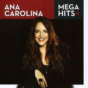 Cd Coletânea Ana Carolina - Mega Hits