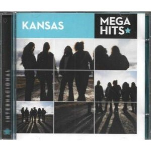 Cd Coletânea Kansas - Mega Hits