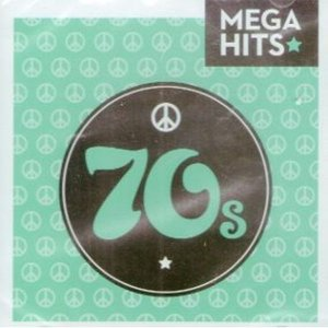 Cd Coletânea 70s - Mega Hits