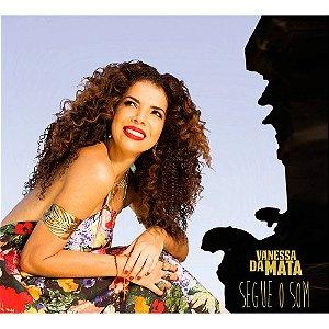 Cd Vanessa Da Mata - Segue O Som