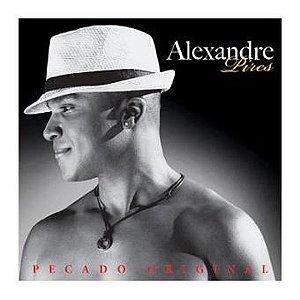 Cd Alexandre Pires - Pecado Original