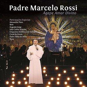 Cd - Padre Marcelo Rossi - Ágape amor Divino