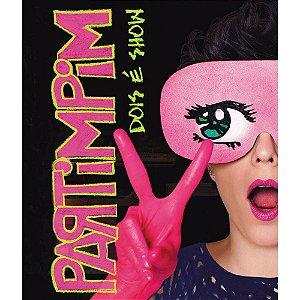 Blu Ray Adriana Calcanhotto - Partimpim Dois É Show