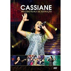 Cassiane - Um Espetáculo de Adoração - DVD