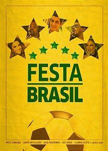 Dvd   Festa Brasil