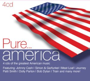 Cd Pure... America  4 Cds  Digipack