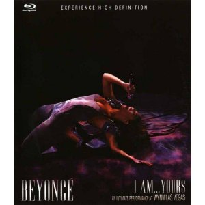 Blu Ray Beyoncé: I Am...yours
