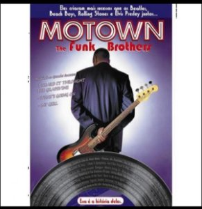 Dvd Motown The Funk Brothers Jazz E Blues