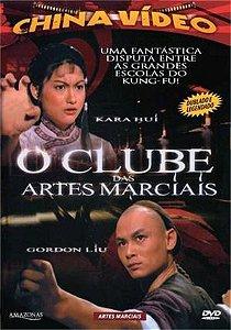 Dvd O Clube Das Artes Marciais - China Video