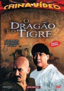 Dvd O Dragão e o Tigre - China Video