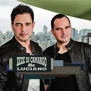 Cd  Zezé Di Camargo & Luciano  Teorias