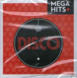 Cd - Disco - Mega Hits