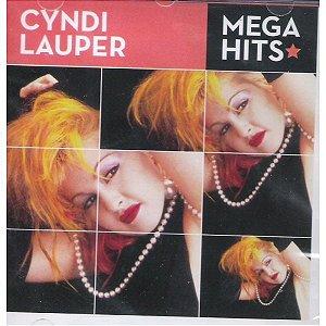 Cd - Cyndi Lauper - Mega Hits
