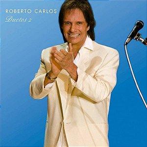 Cd - Roberto Carlos - Duetos 2