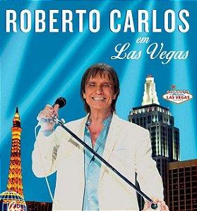 Cd - Roberto Carlos - Em Las Vegas