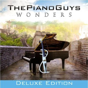 Cd e Dvd -The Piano Guys - Wonders Deluxe Edit