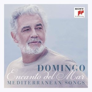 Cd Plácido Domingo  Encanto Del Mar