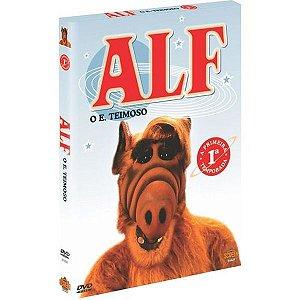 DVD - O Eteimoso Alf - 1ª Temporada - 6 Discos