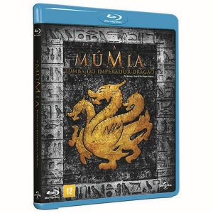 Blu-ray - A Múmia - A Tumba Do Imperador Dragão