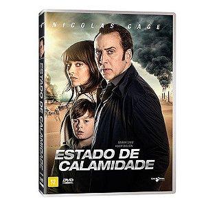 DVD ESTADO DE CALAMIDADE - NICOLAS CAGE
