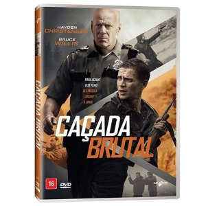 DVD CAÇADA BRUTAL - BRUCE WILLIS