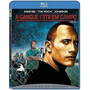 BLU RAY A GANGUE ESTA EM CAMPO - DWAYNE JOHNSON